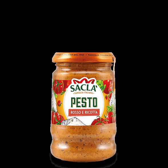 Pesto aus Tomaten und Ricotta Käse (190g)
