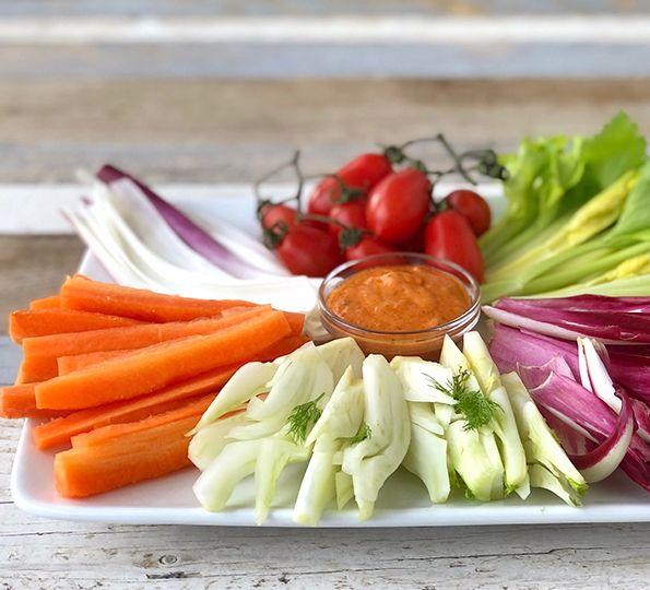 Vegetables -Spicy Pesto02