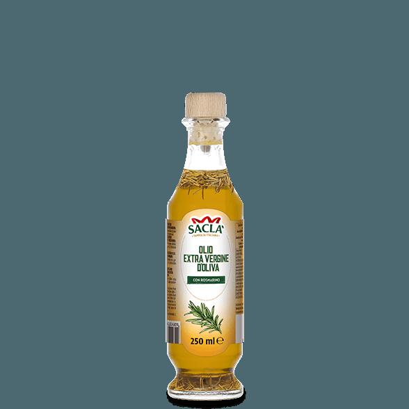Natives Olivenöl extra mit Rosmarin