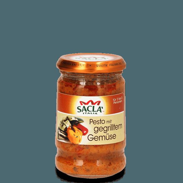 Pesto aus gegrilltem Gemüse (190g)