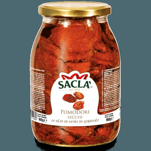 Sonnengetrocknete Tomaten (960g)